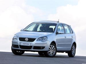 Volkswagen Polo 5 door Brazil IVF 2009