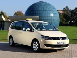 Volkswagen Sharan Taxi 2010
