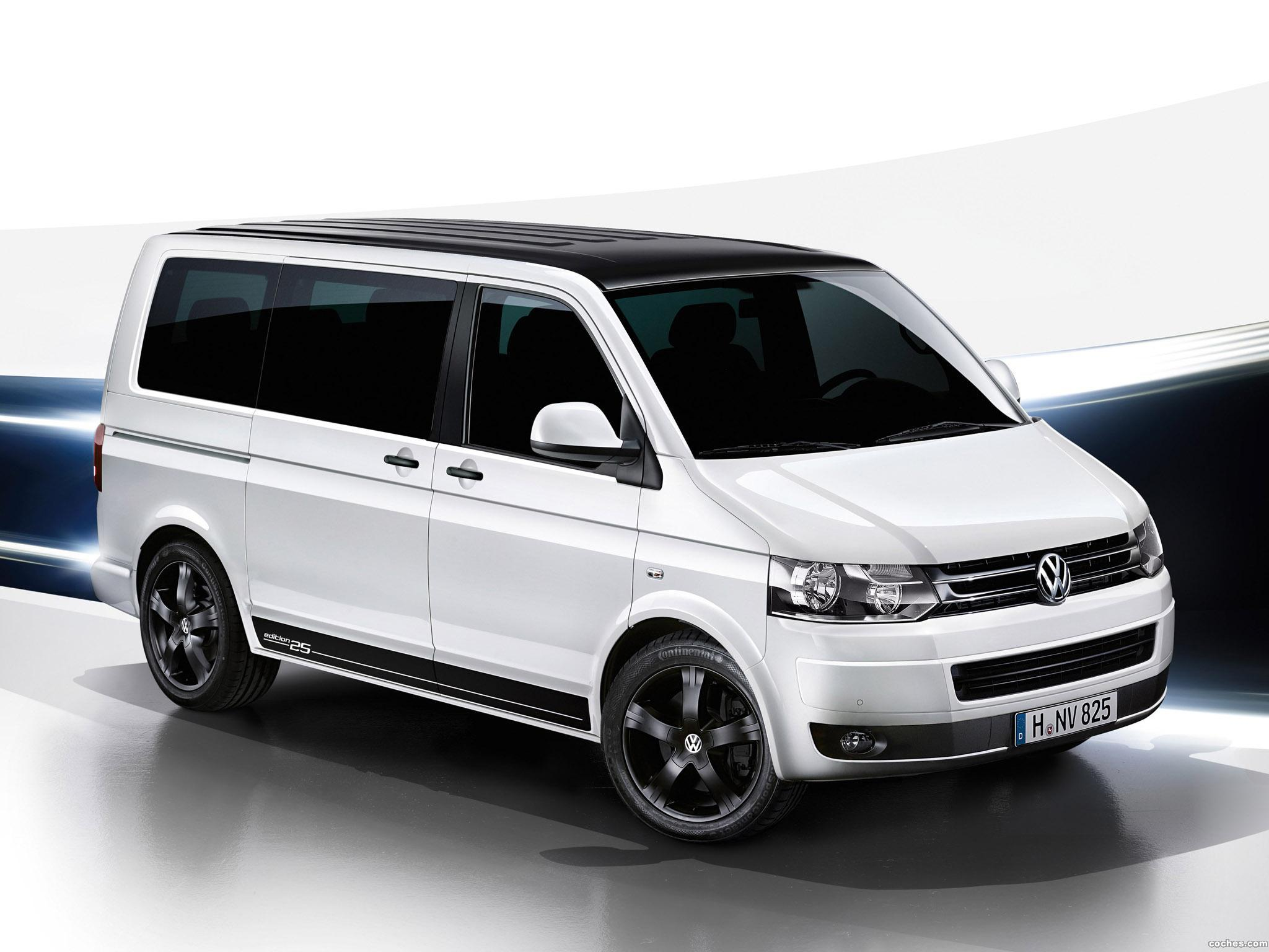 fotos de volkswagen transporter t5 multivan edition 25 2010. Black Bedroom Furniture Sets. Home Design Ideas