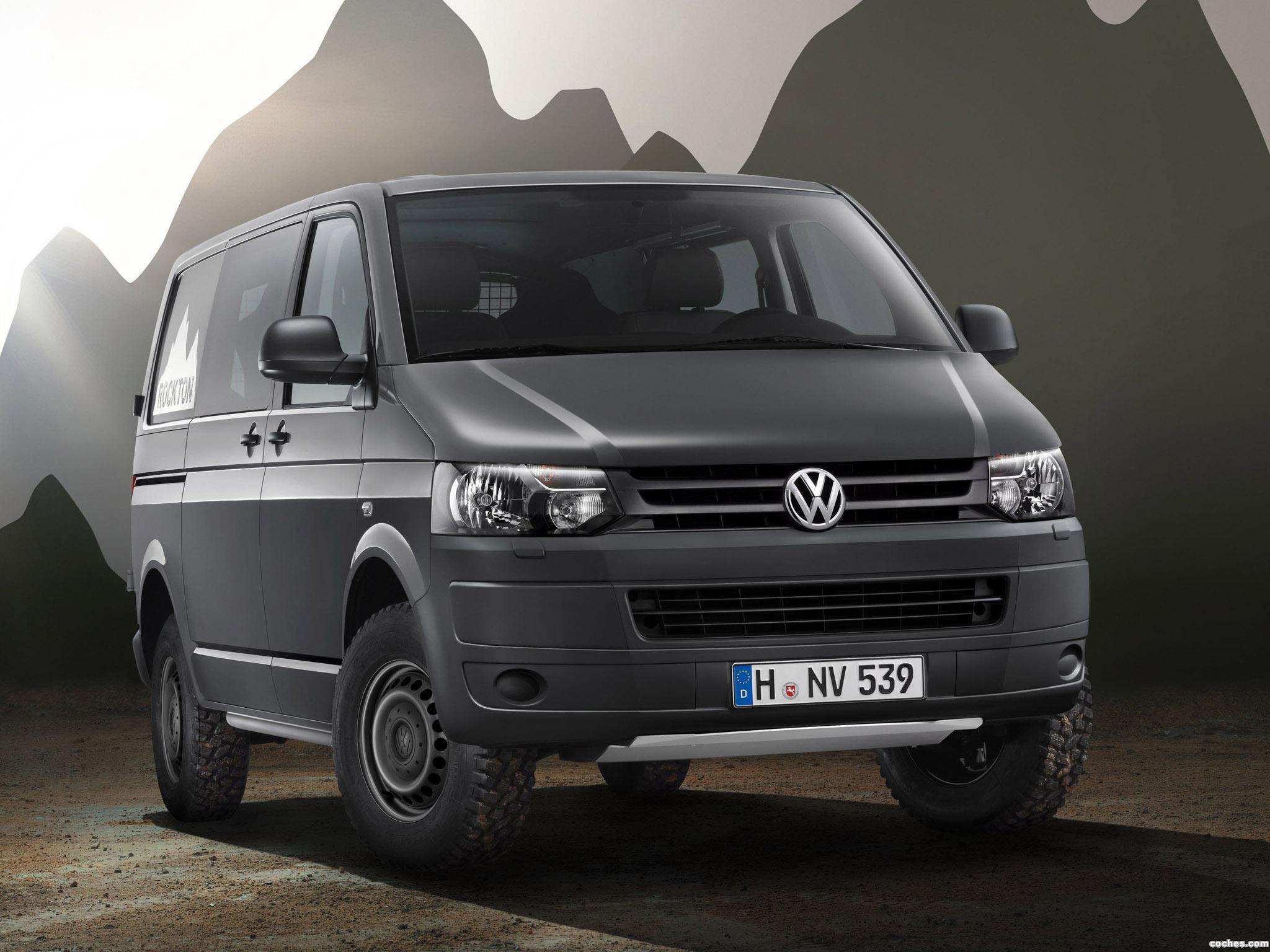 fotos de volkswagen transporter t5 combi rockton 2010. Black Bedroom Furniture Sets. Home Design Ideas