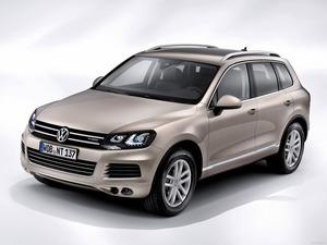 Volkswagen Touareg Hybrid 2010