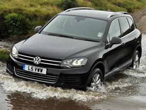 Volkswagen Touareg V6 TDI UK 2010