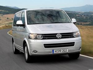 Volkswagen Transporter T5 Facelift 2009