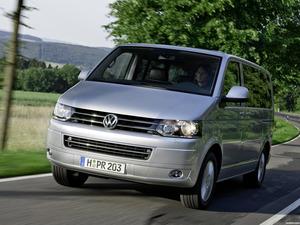 Volkswagen Transporter T5 Multivan Facelift 2009