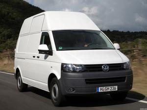 Volkswagen Transporter T5 Van High Roof 2009