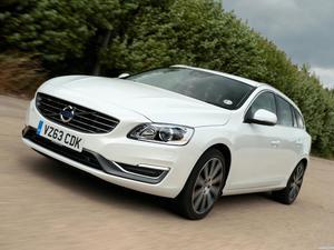 Volvo V60 UK 2013