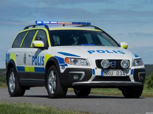 Volvo XC70 Police 2013