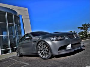 BMW M3 GTS3 Aerodynamic Kit vorsteiner 2009