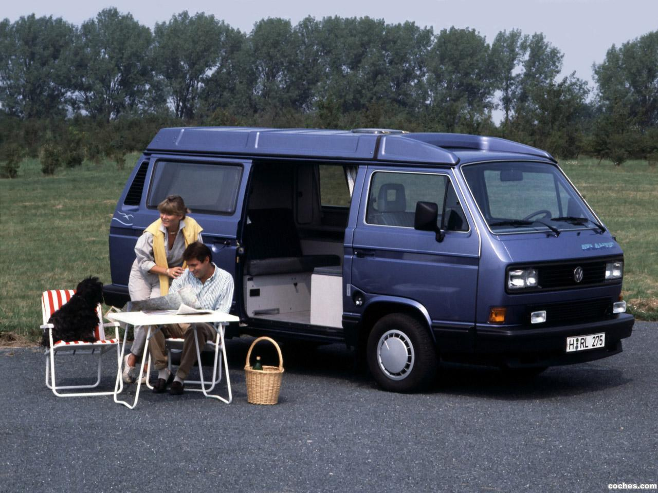 Fotos De Volkswagen Transporter Westfalia T3 Atlantic 1988