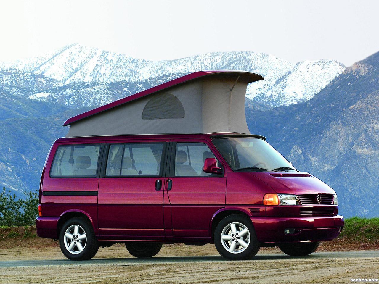 fotos de volkswagen transporter westfalia  eurovan camper