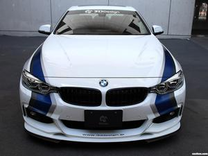 BMW 3D Design Serie 4 435i 2014