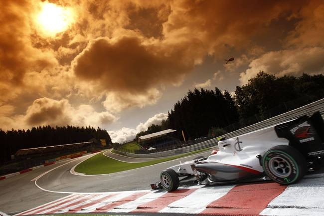 Belgian GP Eau Rouge 02