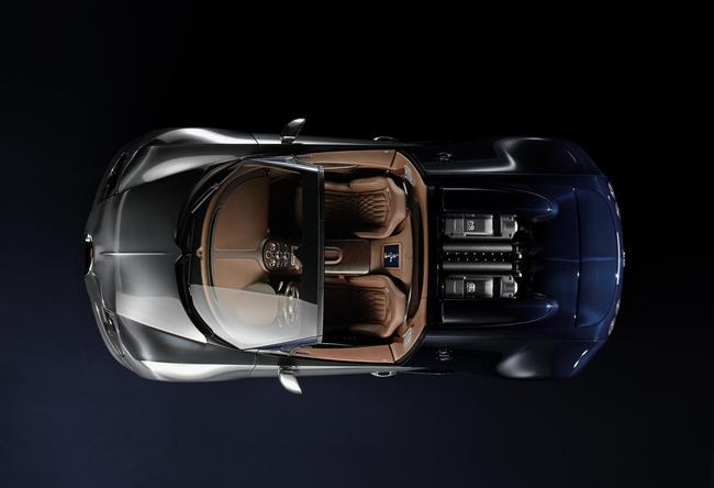 Bugatti Veyron Ettore Bugatti Legend 2014 04