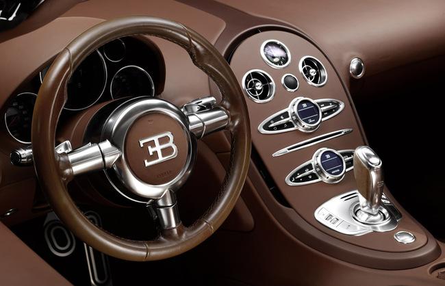 Bugatti Veyron Ettore Bugatti Legend 2014 12