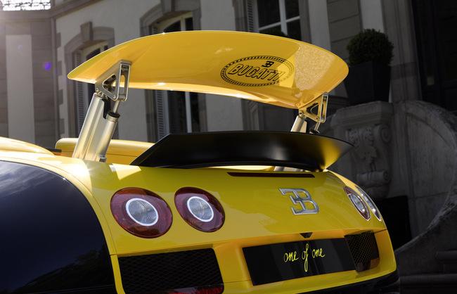 Bugatti Veyron Grand Sport Vitesse One of One 2014 04
