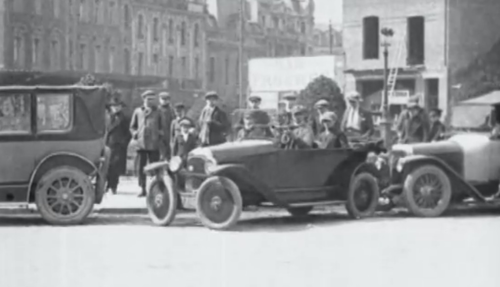 Citroen 1927 aparca