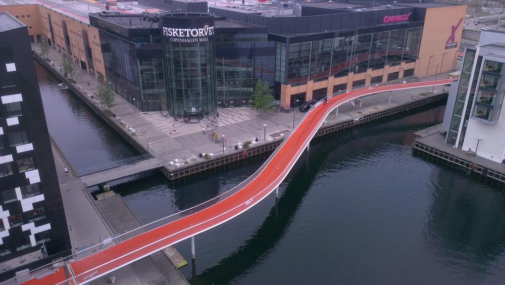 Copenhague carril bici 02