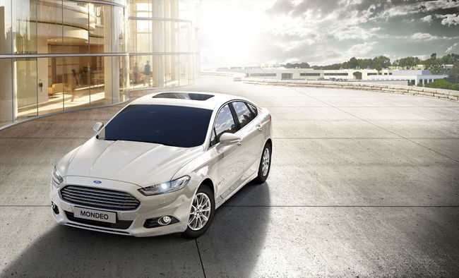 Ford Mondeo 2015 05