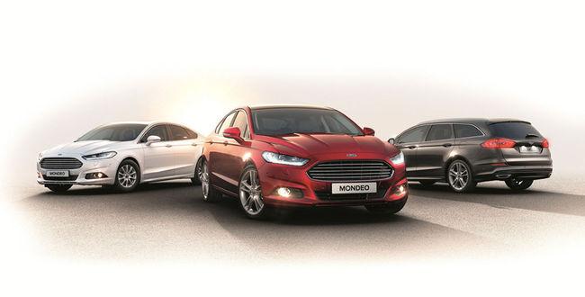 Ford Mondeo 2015 carrocerias