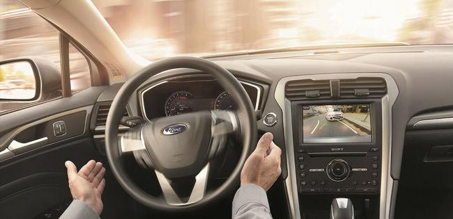 Ford Mondeo 2015 interior 01