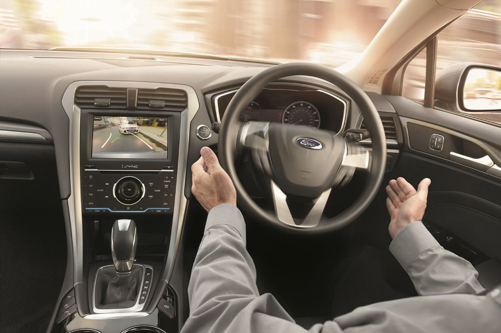 Las claves principales del nuevo ford mondeo for Interior ford mondeo