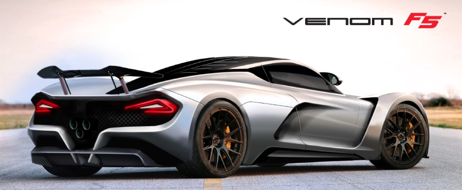 Hennessey Venom F5 01