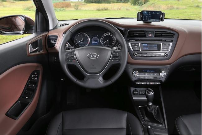 Hyundai i20 2015 interior 03