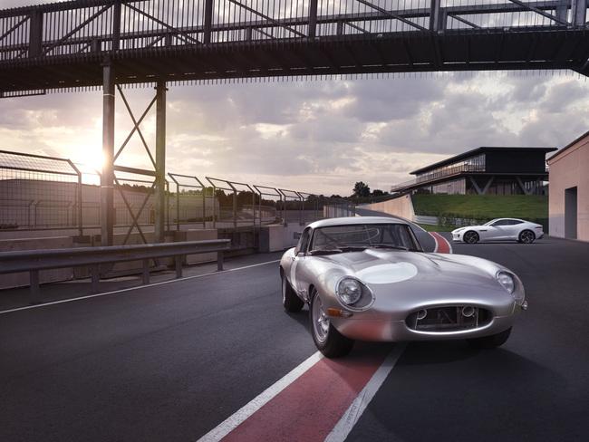 Jaguar E-Type Lightweight 2014 11