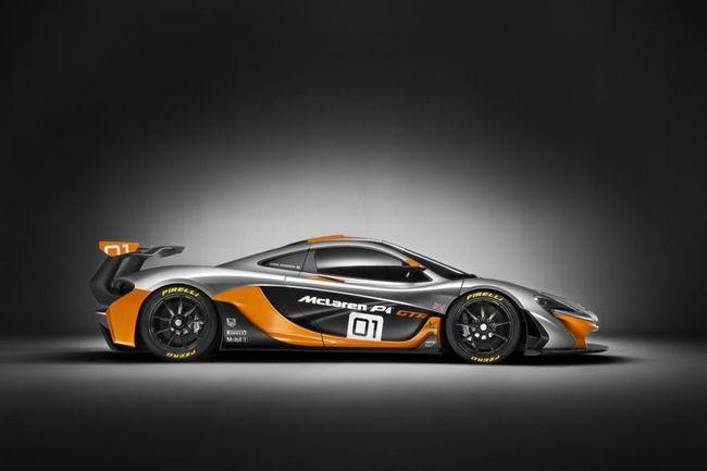Mclaren P1 GTR Design Concept 2014 03