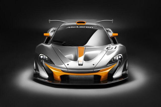 Mclaren P1 GTR Design Concept 2014 05