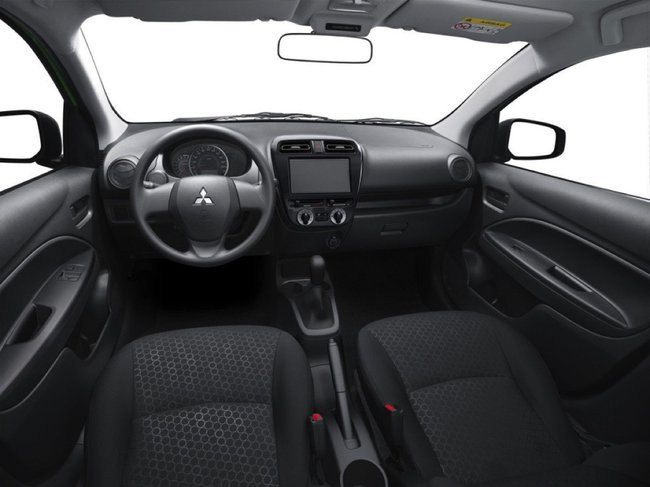 Mitsubishi Space Star 2014 interior