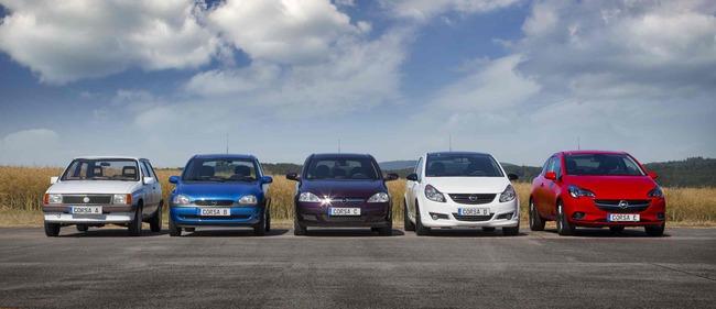 Opel Corsa evolucion