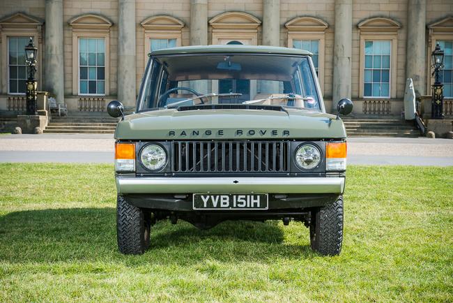 Range Rover 1969 01