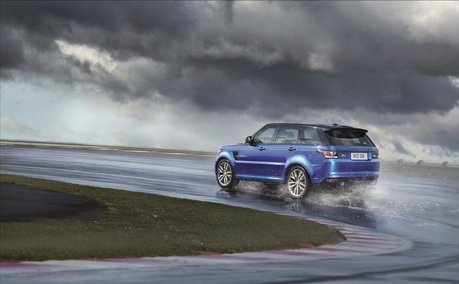 Range Rover Sport SVR 2014 14