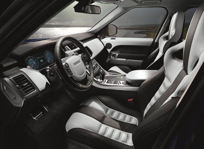 Range Rover Sport SVR 2014 23