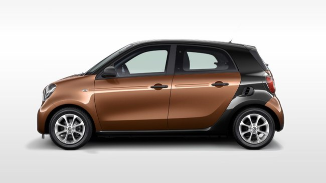 Smart ForFour Base 2014