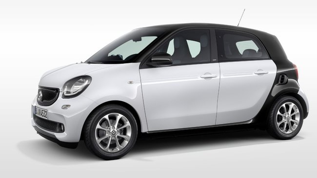 Smart ForFour Passion 2014