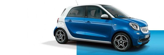Smart ForFour Proxy 2014