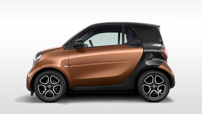 Smart ForTwo Prime 2014