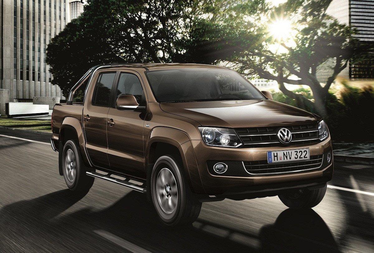 Volkswagen Amarok Highline Edition 2014 01