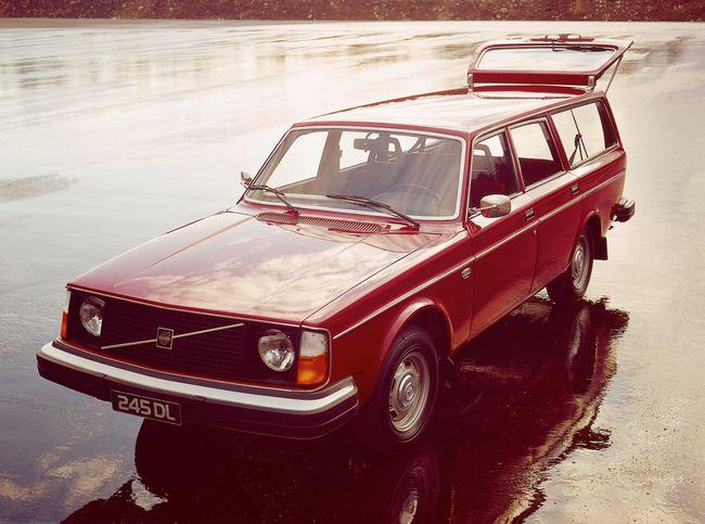Volvo 245 DL 1974