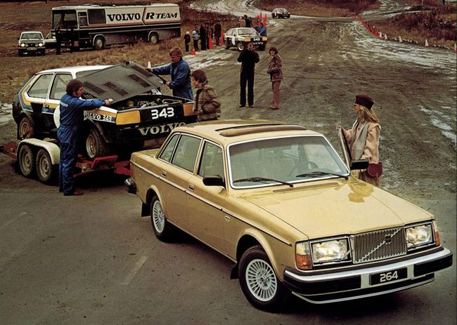 Volvo 264 1980
