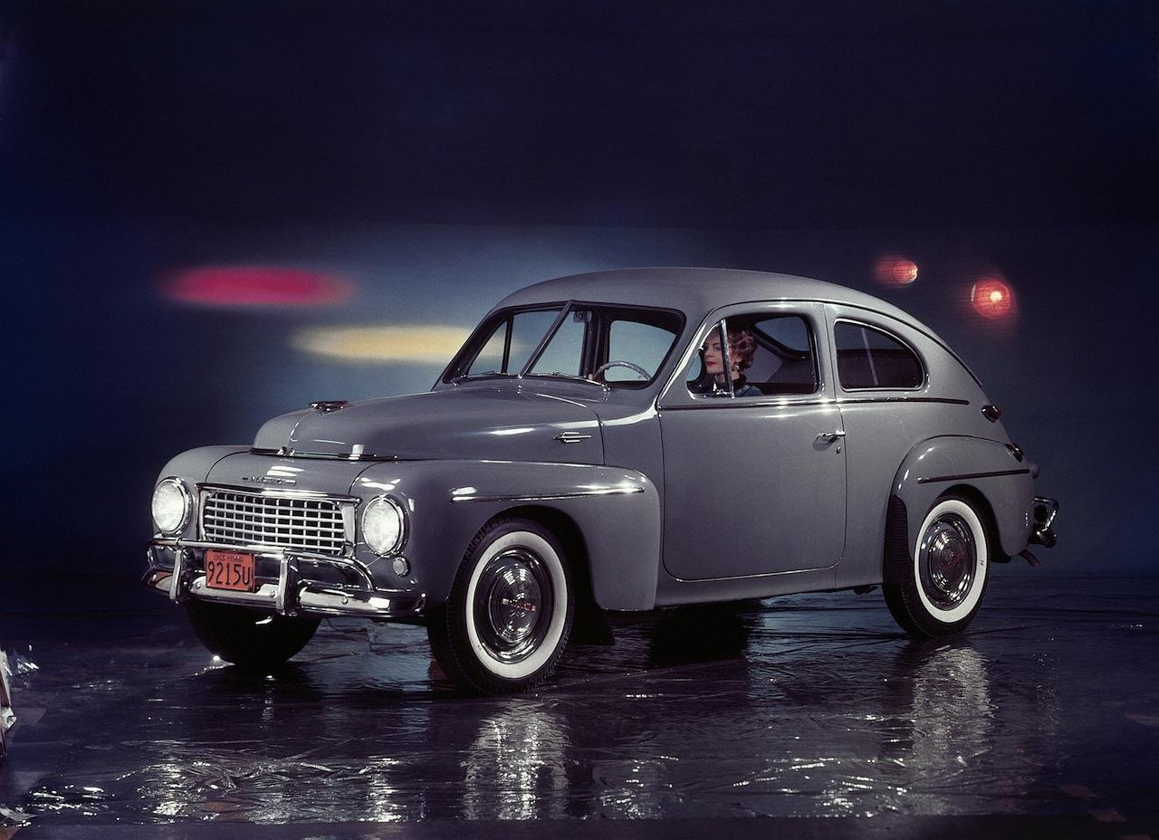 Volvo PV444, el primer éxito de la marca cumple 70 años