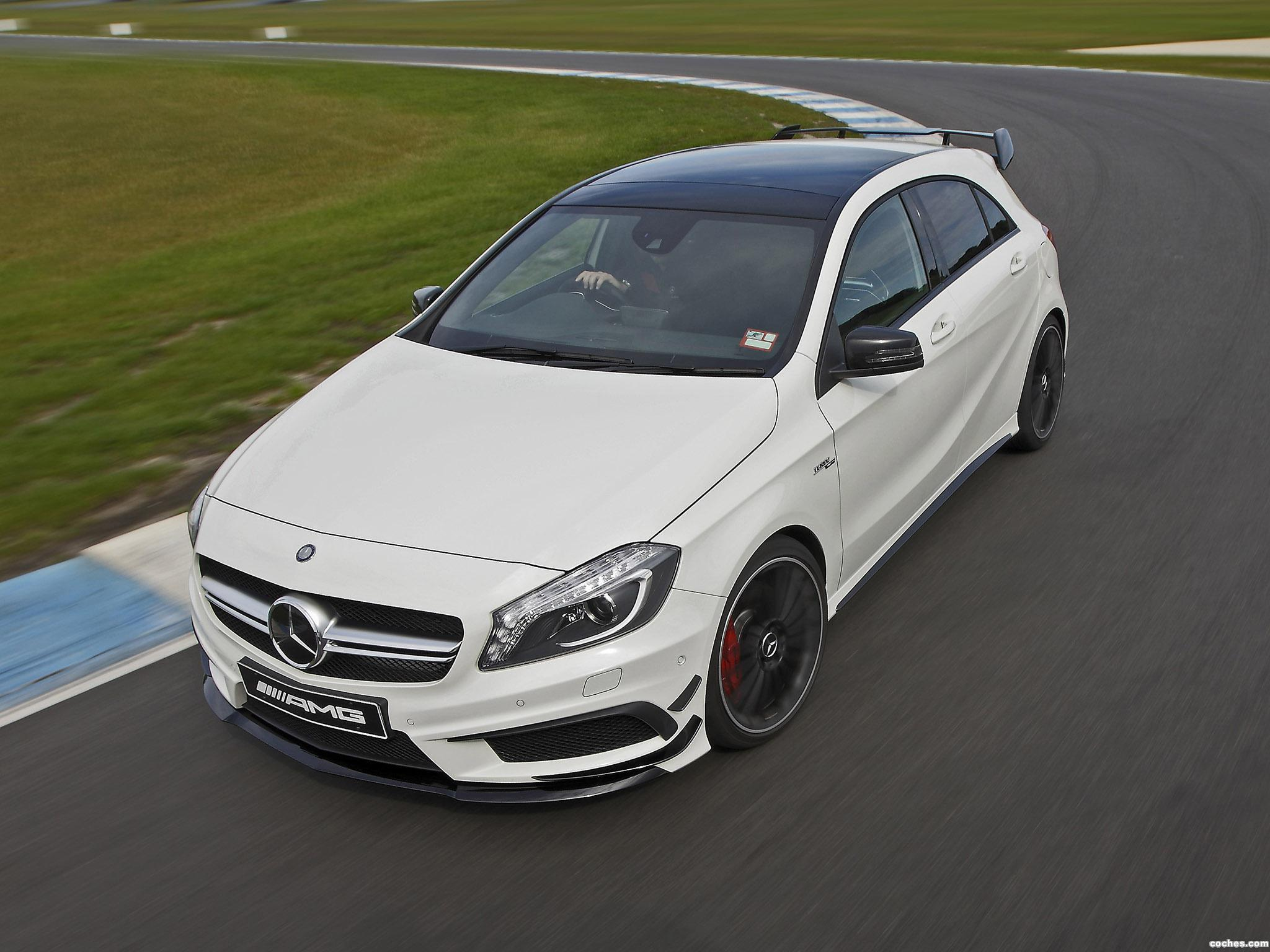 fotos de mercedes clase a45 amg edition 1 w176 australia 2013. Black Bedroom Furniture Sets. Home Design Ideas