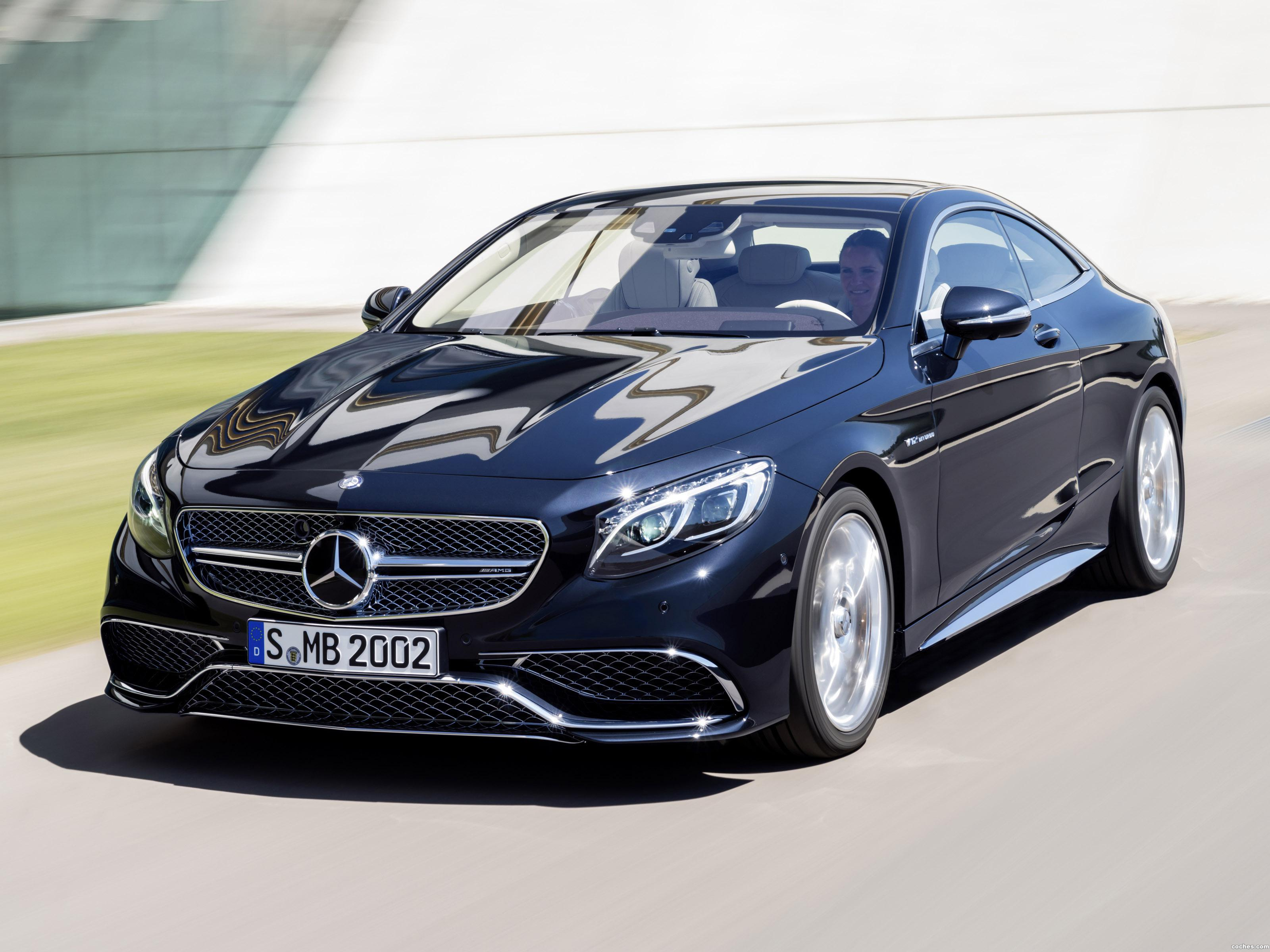 fotos de mercedes clase s s65 amg coupe c217 2014. Black Bedroom Furniture Sets. Home Design Ideas