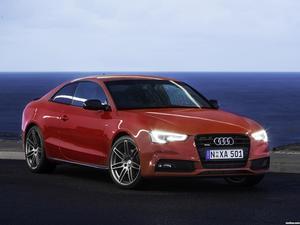 Audi A5 2.0T Quattro S-Line Competition Coupe Australia 2012