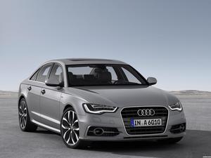 Audi A6 Sedan 2.0 TDi Ultra UK 2014