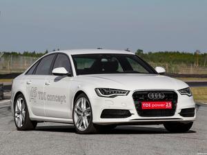 Audi A6 TDI Concept 2014
