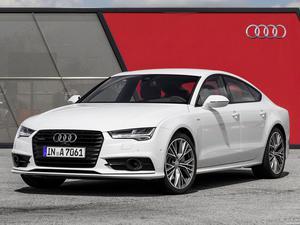 Audi A7 Sportback 3.0 TDI Quattro 2014