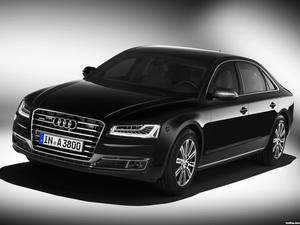 Audi A8L Security D4 2014